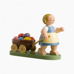 Ostermädchen