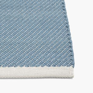 Teppich Bias Light Blue