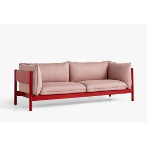 Sofa Arbour Wine Red