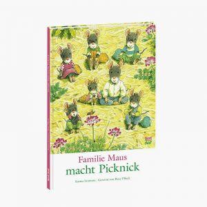 Familie Maus macht Picknick