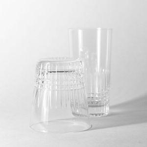 Kristallglas Facette