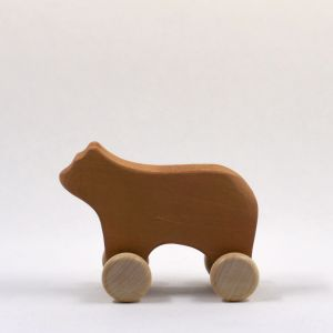 Holzspielzeug Bär