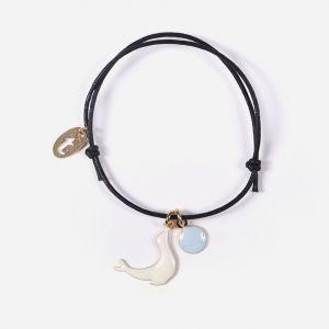 Armband Sea Lion Weiss