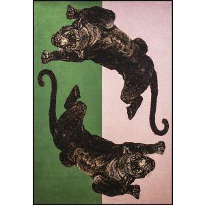 Teppich Panthera 1