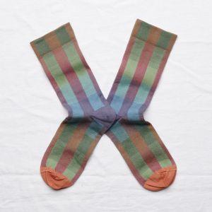 Socken Carreaux Multico