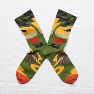 Socken Chien Cactus