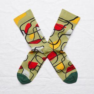 Socken Racine Mousse