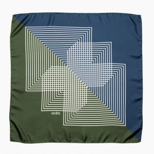 Foulard Minimal Illusion