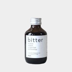 Kräutertinktur Bitter