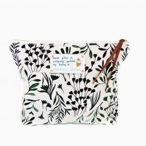 Necessaire My Green Leaves