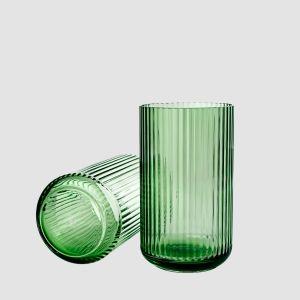 Vase Lyngby Green Klar