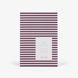 Notizbuch Vita S Bordeaux