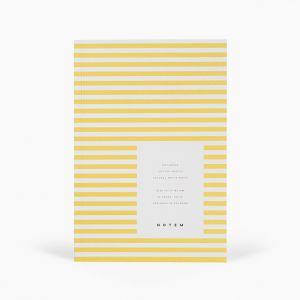 Notizbuch Vita S Yellow