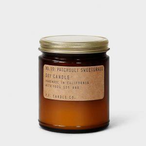 Duftkerze Patchouli Sweetgrass