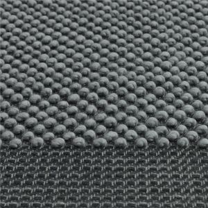 Teppich Pebble Dark Grey