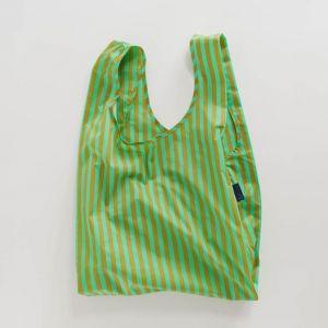 Einkaufstasche Lawn Stripe