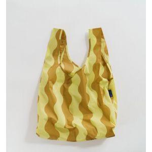Einkaufstasche Wavy Stripe