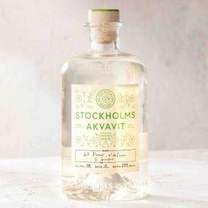 Stockholms Bränneri - Akvavit Bio