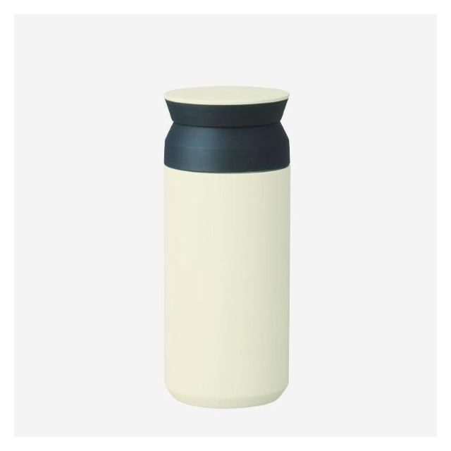 Thermobecher Travel weiss