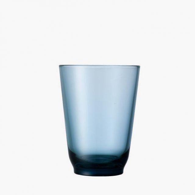 Trinkglas Hibi Blue