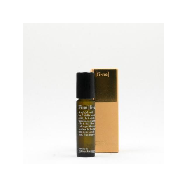 Parfumöl Vetiver Geranium