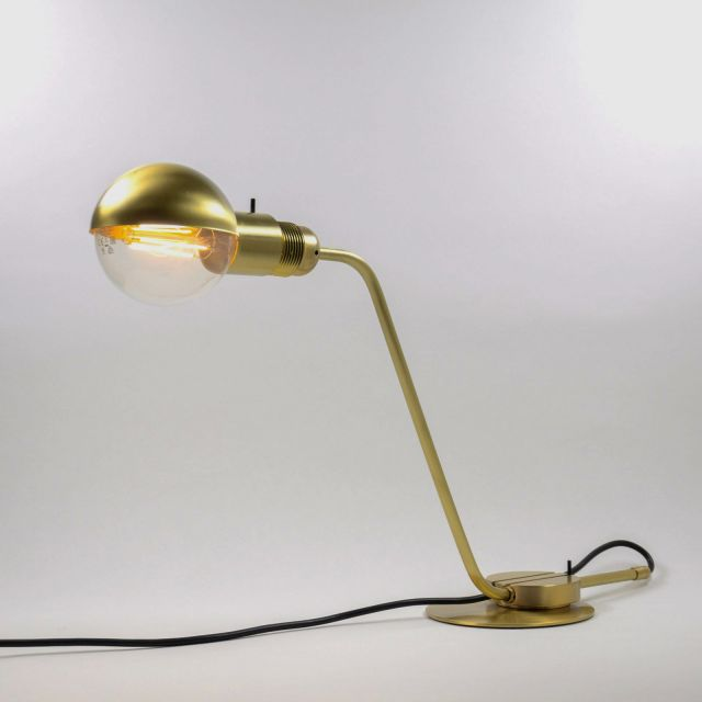 Table Lamp Brass