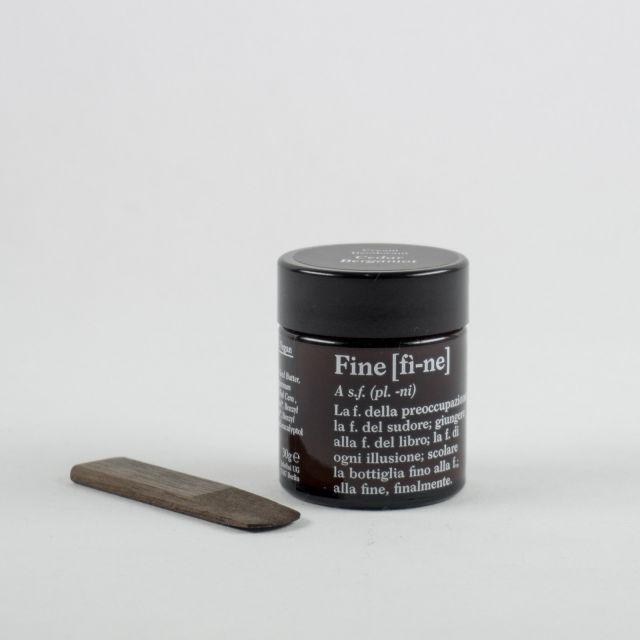 Deodorant Tiegel-Cedar Bergamot-30g