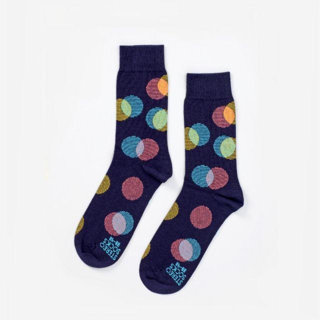 Socken Original Circles