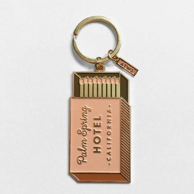 Schlüsselanhänger Hotel