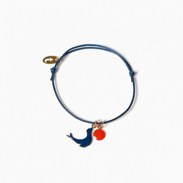 Armband Sea Lion Blau