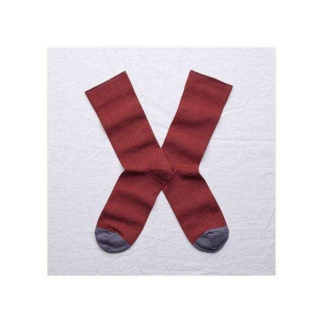 Socken Uni Incarnat
