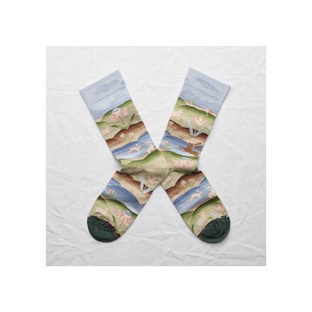 Socken Paysage