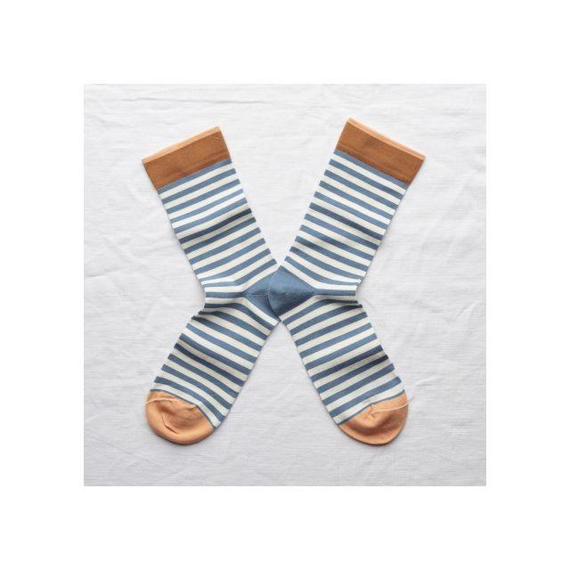 Socken Rayure Paradis