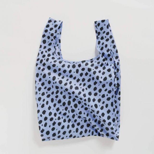 Einkaufstasche Blue Cheetah
