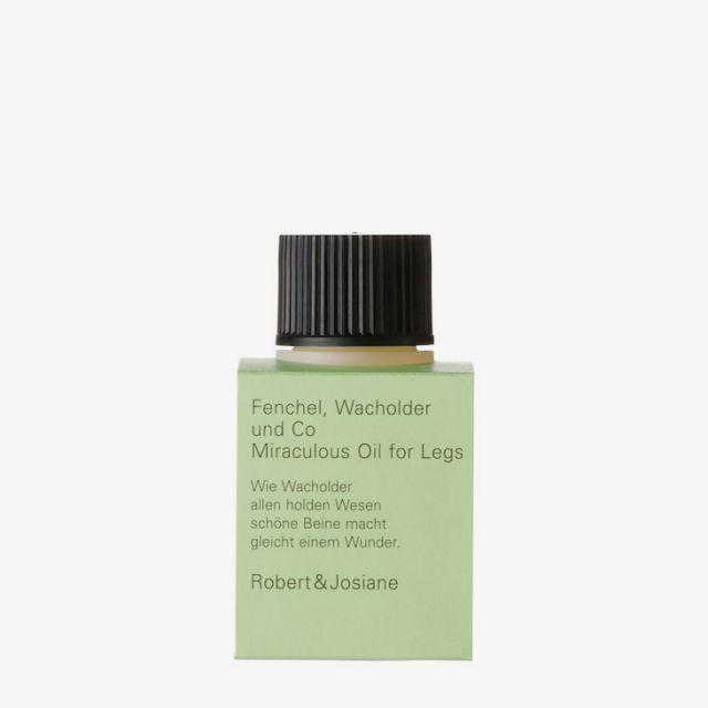 Öl für die Beine