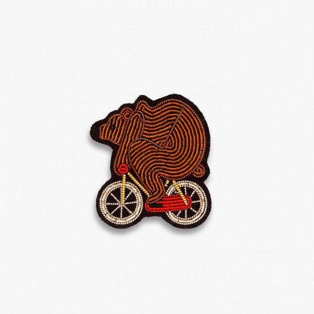 Brosche Bär