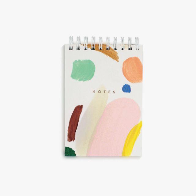 Mini Notizblock Colorparty