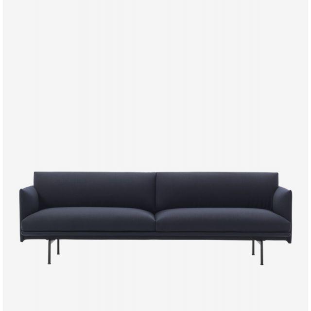 Sofa Outline 3er - Stoff
