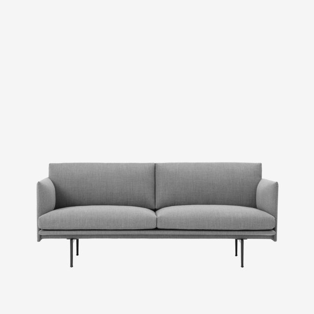 Sofa Outline 2er - Stoff
