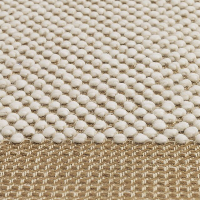Teppich Pebble Burnt Orange
