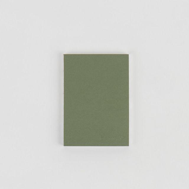 Notizbuch Holy Grün