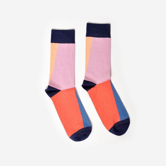 Socken Velvety Vertigo