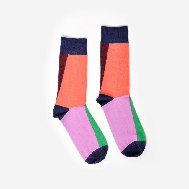 Socken Vivid Vertigo