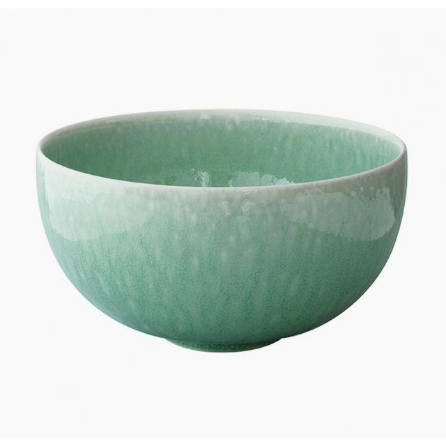 Salatschüssel Jade