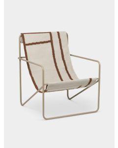 Desert Lounge Chair Cashmere