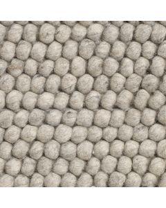Teppich Peas Soft Grey