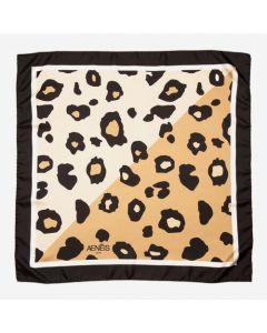 Foulard Leopard