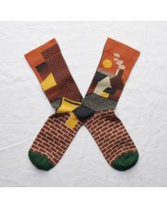 Socken Ville Orange