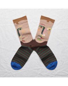 Socken Visage