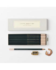 Bleistift Dunkelgrün